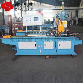 钢管全自动切管机生产线 伺服金属切管机生产线厂家