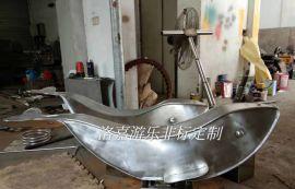科普戏水小品儿童互动喷水自行车游乐设备生产厂家