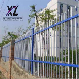 锌钢护栏围墙,镀锌钢管围墙护栏,镀锌护栏钢护栏