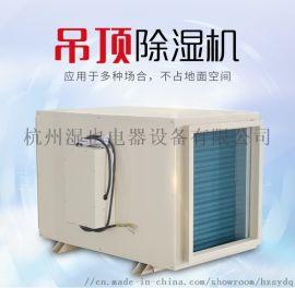 管道耐高温烘烤房除湿机