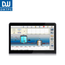 厂家直销DW-140TPC-B触摸一体机电脑