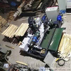 全自动小木芯旋切机 木轴旋板机 数控无卡旋切机