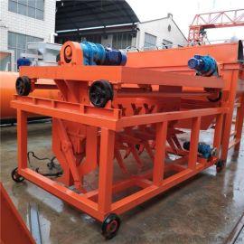 发酵床翻耙机有机肥设备 猪粪翻抛机有机肥生产线 便于清理价格优惠