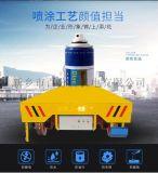 导轨80吨轨道电动平车, 自动化车间轨道运输车参数表