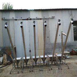 304材质管式加料机 化工原料不锈钢给料机Lj1