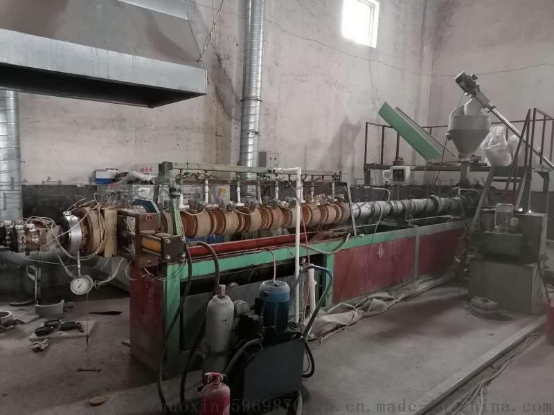 EPE发泡挤出管材棒材片材复合板塑料机械