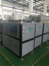 工业冷水机 博盛10匹风冷工业冷水机BS-10AS
