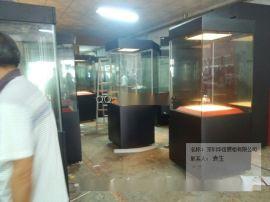 深圳博物馆展示柜订做厂家