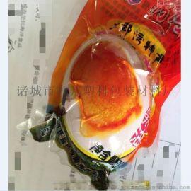 厂家定制高温杀菌烤鸭蛋真空包装塑料彩印袋