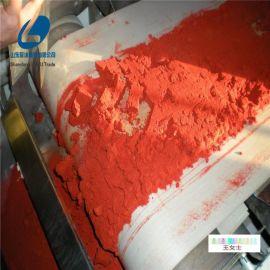 姜粉普遍使用的干燥工艺|适合姜粉杀菌的设备|微波胡椒粉烘干机