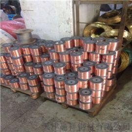 厂家加工 紫铜线 高质镀锡铜线 TU1紫铜丝 定制
