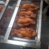 河北白糖熏鸡设备 环保型静音熏鸡炉 熏鸡熏烤炉厂家