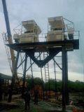 建築機械 連體500攪拌站 混凝土攪拌機械