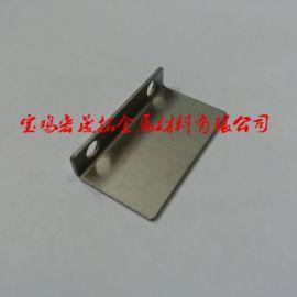 MLa钼镧加工件 电子枪镀膜钼配件 高温钼折弯件
