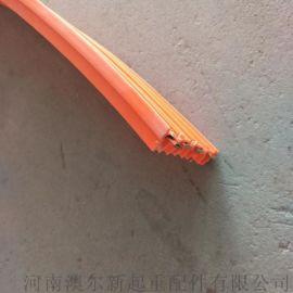 厂家直销 单级 多级滑触线 / 龙门起重机滑线