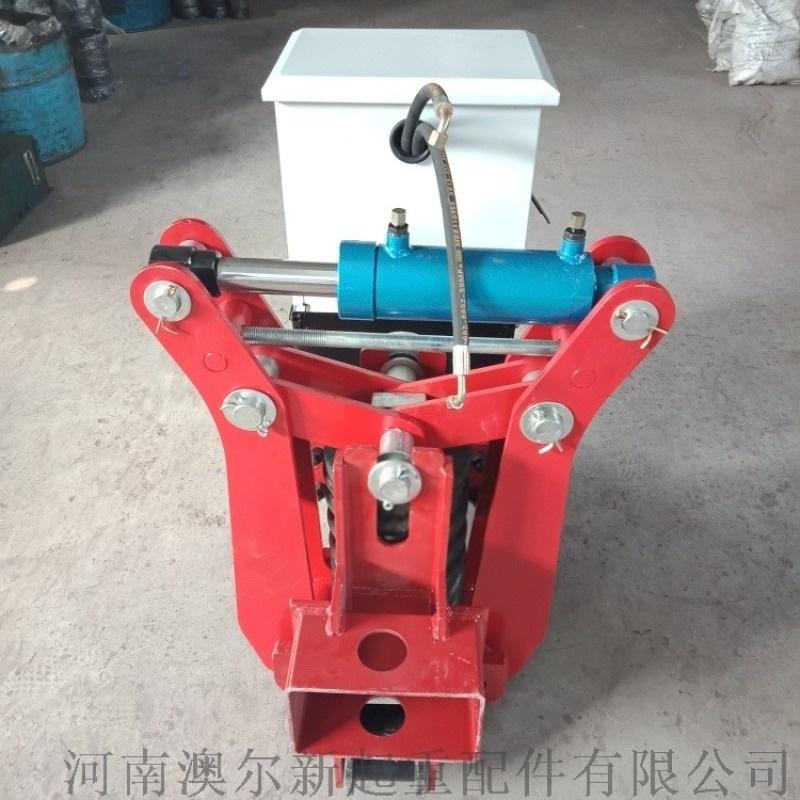 液壓夾軌器 /龍門起重機彈簧式液壓電動夾軌器