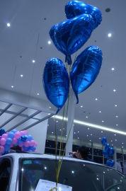 昆明花語花香氣球裝飾氣球布置氣球造型氣球策劃