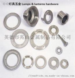 不锈钢LED面盖精密铸造加工-东莞硅溶胶铸造