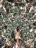 抖音同款 鑽石隧道 鑽石一樣的通道 網紅萬花筒