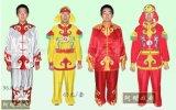 舞龙秧歌表演服装