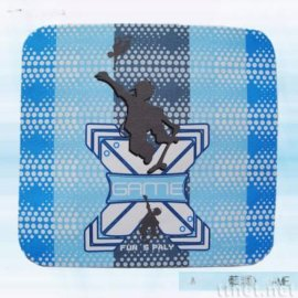 蓝调X GAME滑鼠垫(AW-015)