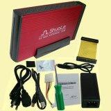 3.5寸外置移动硬盘盒(U35SA红)