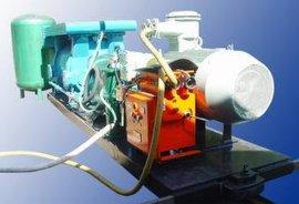 华科ZWY系列煤矿用移动式瓦斯抽放泵站