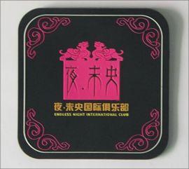 PVC软胶杯垫 酒店用品塑料防水杯垫餐垫