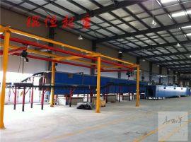 厂家供应KBK起重机,kbk悬挂起重机,轻小型起重机