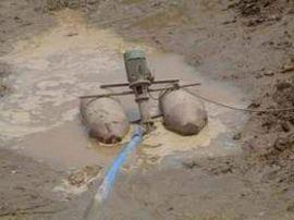 液下搅拌清淤泵耐磨铰刀泥浆泵