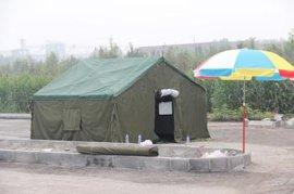 野外施工支架帐篷