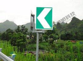 介绍交通标志牌制作的基本要求 湖南湘旭交通标志牌厂家