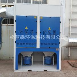 潍坊销售PC多滤筒除尘器,脉冲滤筒除尘器厂家效果