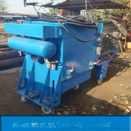 850型双抛抛丸机四川广安市钢板抛丸机品质保证