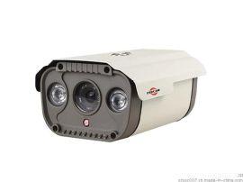 双灯红外防水监控摄像机 CMOS 700线 红外夜视50米 监控厂家直销
