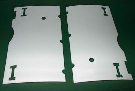 PP塑料胶片片材,卷材,环保无毒PP绝缘片垫片