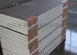 沈阳聚氨酯保温板,沈阳聚氨酯石墨防火复合板,AB1级聚氨酯保温板