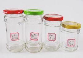 酱菜瓶280毫升辣椒酱玻璃瓶厂家直销