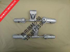 光缆防震锤 OPGW光缆用 4D系列防震锤 光缆金具 防护金具 一件起批