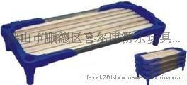 喜尔康供应5-1706儿童塑料木板床