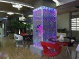 水泡泡工程水舞气泡墙 水景冒泡屏风 亚克力气泡墙定制