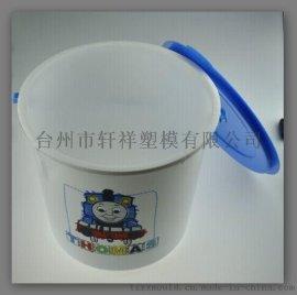 专业定做日用塑料制品 PP塑料凳 塑料桶 注塑加工各种塑料件