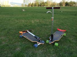 儿童滑板车四轮滑板车