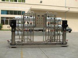 5吨每小时反渗透设备电子行业制取超纯水装置