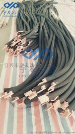专业出口蓝宝石炉单股水冷电缆