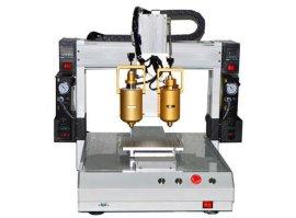 供应JRD-331单Y高低温点胶机    双平台点胶机