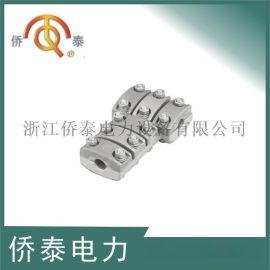 现货供应TL-45铝合金螺栓型单导线T型线夹