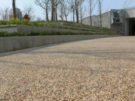 上海彩色沥青路面和彩色透水混凝土的区别 -