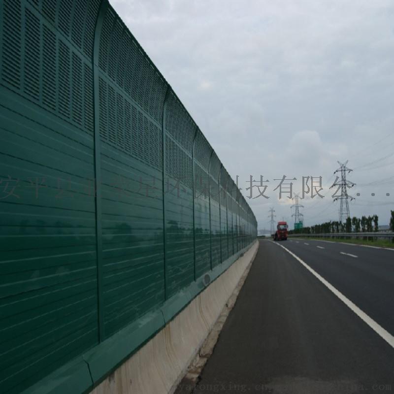 高速公路聲屏障、公路聲屏障廠家