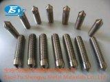 供应钛及钛合金机加件钛螺栓,钛螺母,CNC钛件